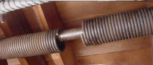 Garage Door Broken Spring Repair Santa Fe Springs CA
